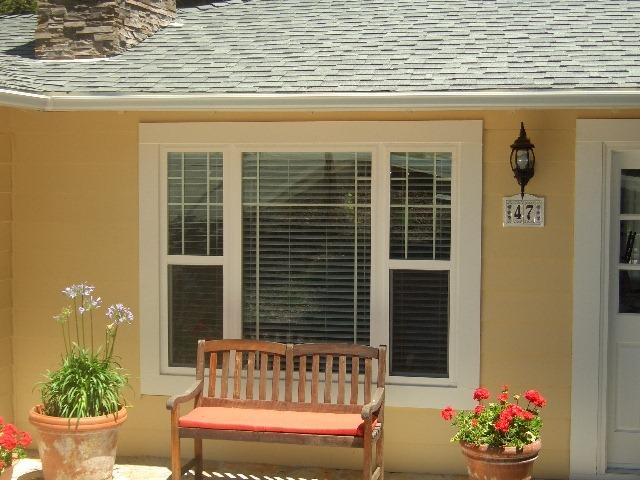 Walnut Creek House Window