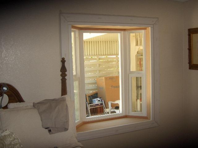 Bay Window from Inside