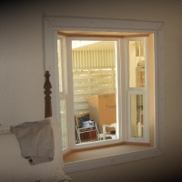 Bay Window from Inside